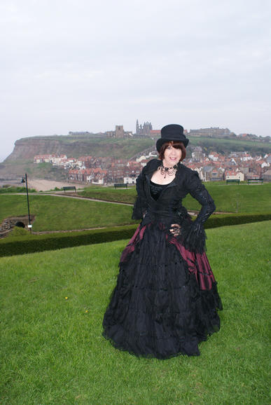 whitby-gown