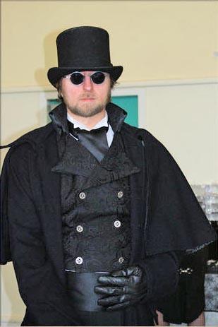 Goth-wcoat