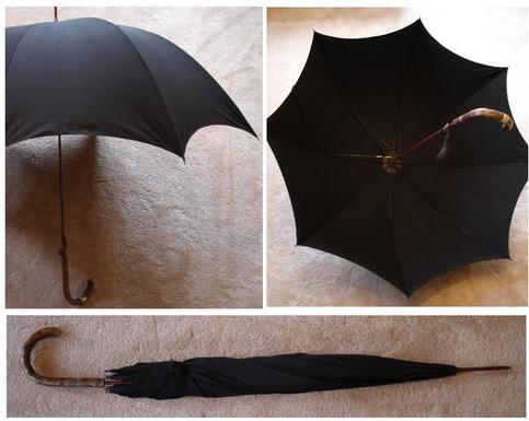 mans parasol
