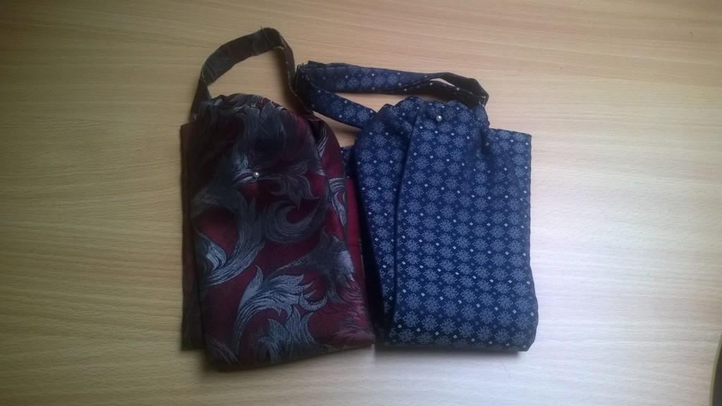 pattern ascots